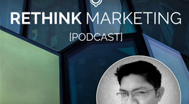 My Rethink Marketing Podcast Interview